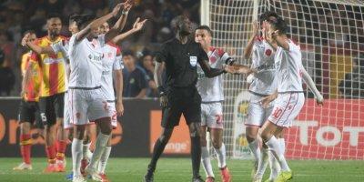 ES Tunis - WAC, 1-0   une  manche  retour de la finale de  de la Luge des champions  cauchemardesque