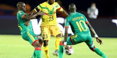 La Mauritanie a raté  ses débuts historiques à la CAN  (photo cafonline.com)