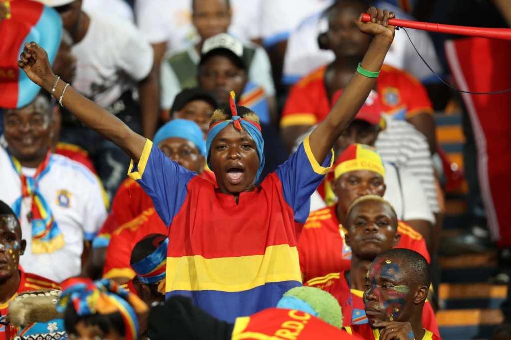 La ferveur de leurs fans n'a pas suffi aux Léopards  (photo cafonline.com)