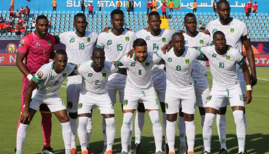 CAN 2019 : 1er point historique pour la Mauritanie