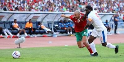 Maroc - Gambie (0-1)