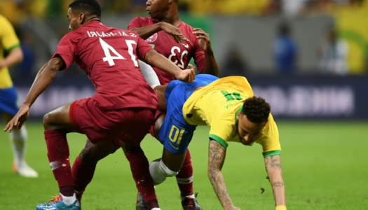 Amical : Le Brésil domine le Qatar (2-0)