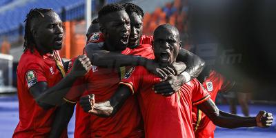Ouganda - RD Congo, 2-0