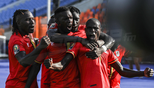 CAN 2019: l'Ouganda montre les crocs