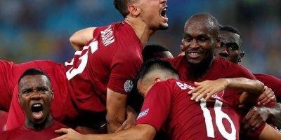 Paraguay - Qatar, 2-2 (Copa America 2019)