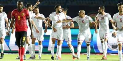 Tunisie - Angola, 1-1 ( photo cafonline.com)