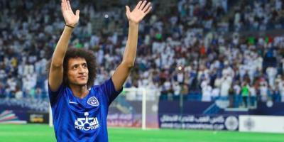 Omar Abdulrahman , Al Hiala Riyad