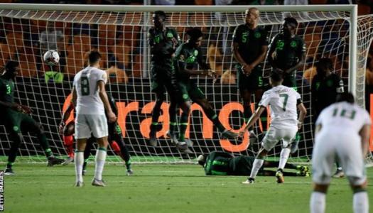 CAN 2019 (1/2): L'Algérie sublimée par  Mahrez
