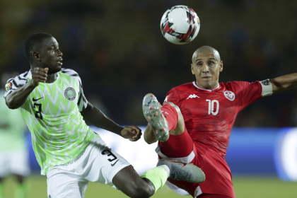 Une grosse erreur défensive dès l'entame du match a plombé l'équipe de Tunisie face au Nigeria