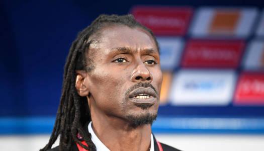 Sénégal Aliou Cissé, lucide et fair play