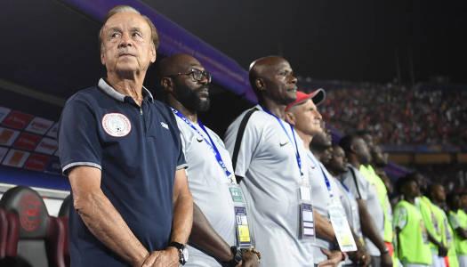 Nigeria-Algérie: Rohr prévient ses hommes