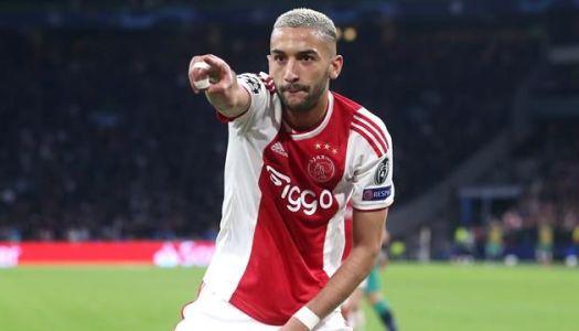 Ajax Amsterdam : Ziyech y est et y restera ?