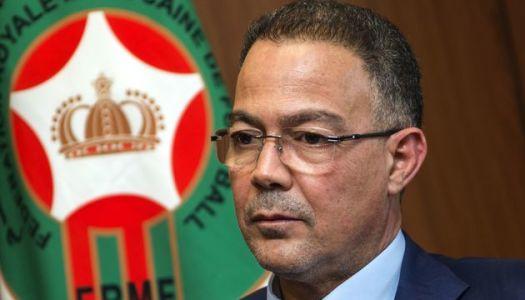 Maroc: Lekjaa  dit merci à Renard, pas  à la DTN
