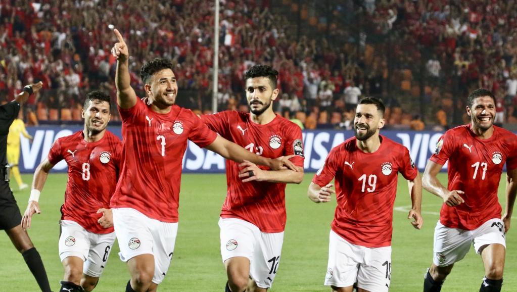 L'Egypte surprise par l'Afrique du Sud en huitièmes de finale