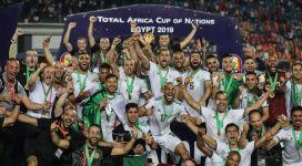 Le sacre de l'Algérie