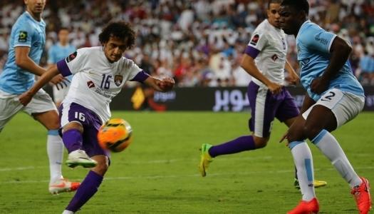 Al Ain : Mohamed Abdulrahman rempile