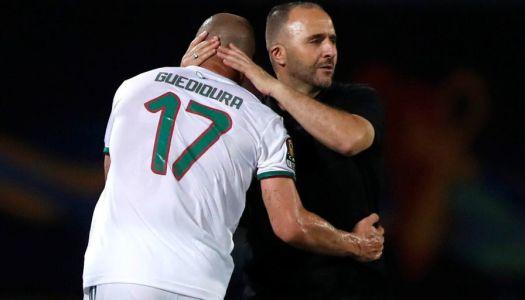 Belmadi : «Cette finale on est là pour la gagner»