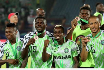 Le Nigeria, une belle régularité  dans le top 3 africain  depuis 1980
