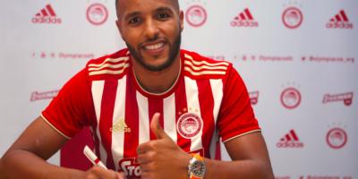 Youssef El-Arabi a paraphé un contrat de trois ans avec l'Olympiakos