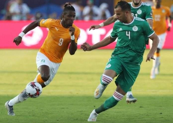 Algérie - Côte d'Ivoire ( 1-1, 4 tab à 3)