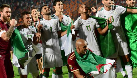 Classement FIFA: Le grand bond en avant de l'Algérie