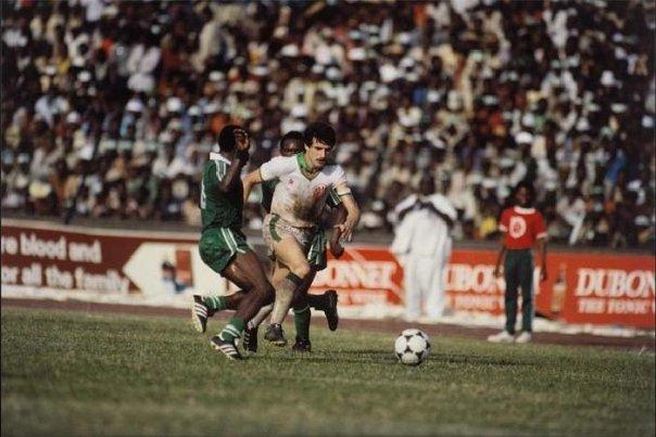 1980 : Nigeria - Algérie (3-0)