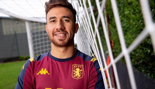 Aston Villa :  Trezeguet a bien signé