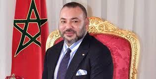 Mohammed VI, rose du Maroc