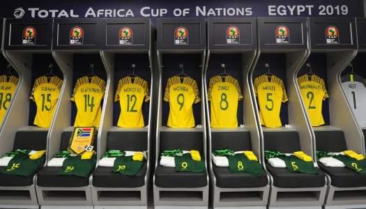 CAN 2019 : les Bafana Bafana requinqués
