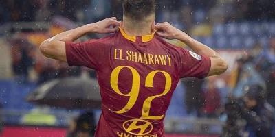 Stefan  El Shaarawy tourne le  dos à la Serie A et à l'AS Roma