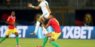 Algérie : un effectif physiquement au top ( photo cafonline.com )
