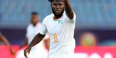 Frank Kessie , Côte d'Ivoire ( photo cafonline.com)