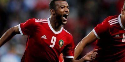 Ayoub El-Kaabi sera l'un des atouts gagnants des Lions de l'Atlas