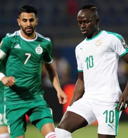 Mahrez - Mané, choc de stars de Premier League anglaise  ( photo cafonline.com)