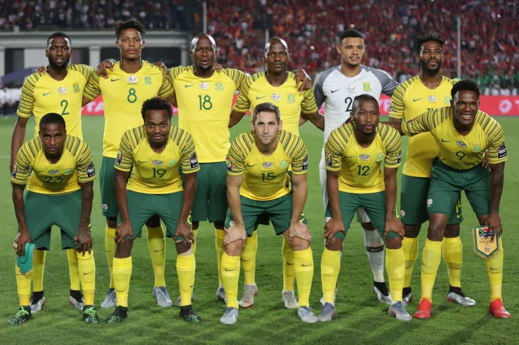 L'énorme exploit des Bafana Bafana  (photo cafonline.com)