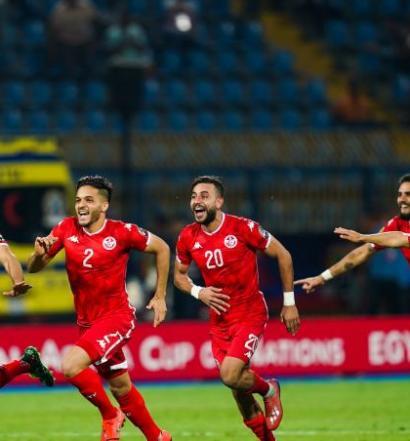 La Tunisie à la conquête du podium de la CAN