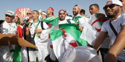 Algérie - Sénégal, 1-0 ( photo cafonline.com)