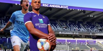 Samir Nasri : un an plus un autre année en option à Anderlecht