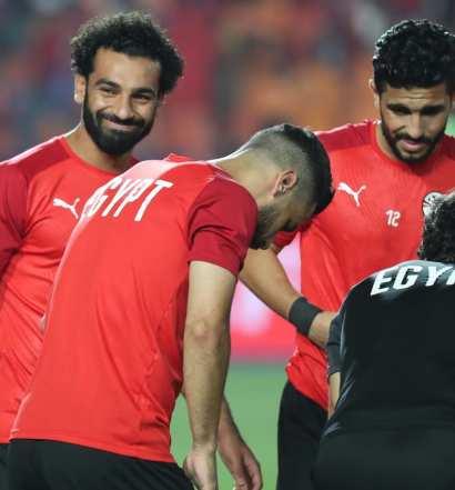 Egypte ) Afrique du Sud, une place en quart en jeu ( photo cafonline.com )