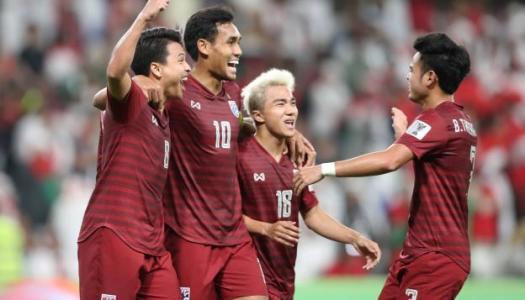 Mondial 2922 : les 27  émiratis contre la Malaisie