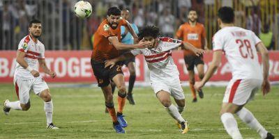 Zamalek -RS Berkane , finale de la Coupe de la  Confédération africaine