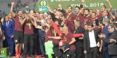 L'ES Tunis, la quatrième  LDC de son histoire  validée par la CAF