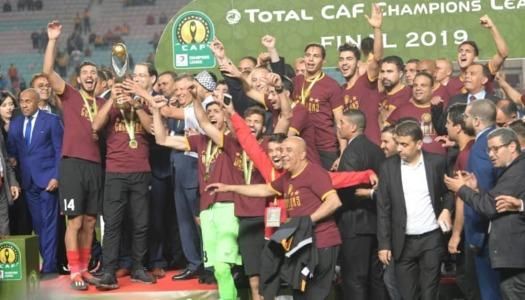CAF : L'Espérance déclarée vainqueur de la LDC