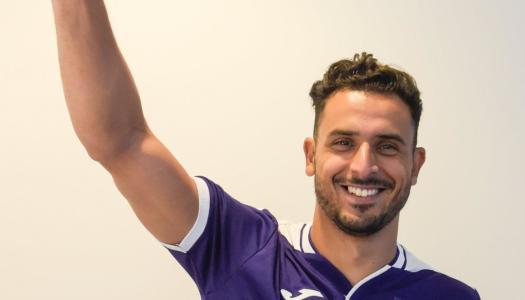 Chadli : Pourquoi il a choisi Anderlecht