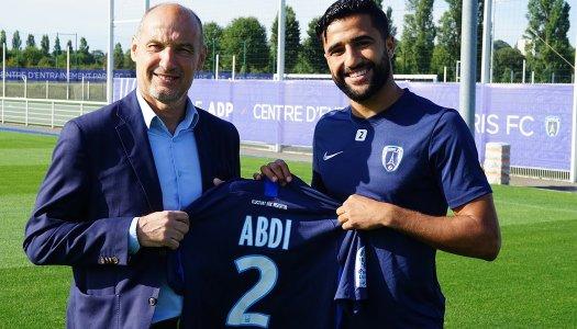 Tunisie : Abdi signe au Paris FC