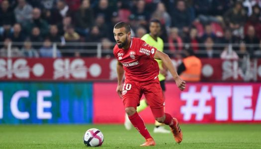 Dijon  : Sliti à Al Ittifak jusqu'en 2022