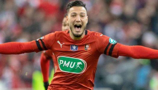 Rennes:  Bensebaini signe a Mönchengladbach
