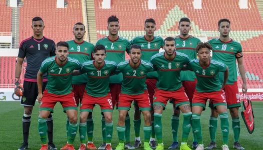 Maroc U23:  Les 25 pour préparer le Mali