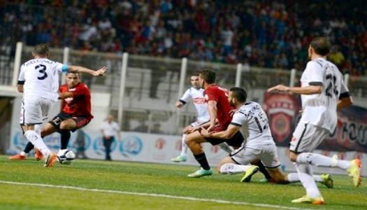 Algérie ( Ligue1): Victoires du champion et des promus