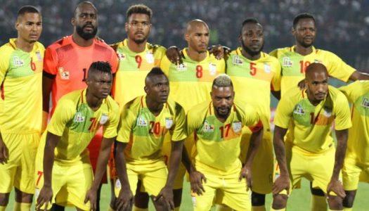 Bénin: Les 23 Ecureuils contre l'Algérie